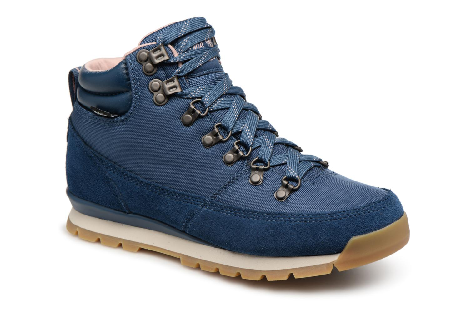Sportschuhe The North Face Back-To-Berkeley Redux blau detaillierte ansicht/modell